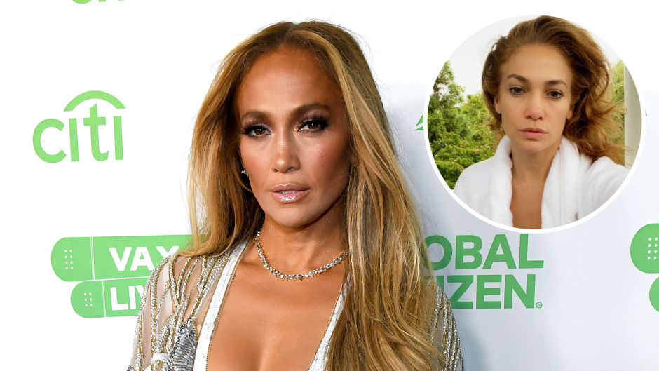 Jennifer Lopez's Real Hair: Photos of Singer Without Extensions