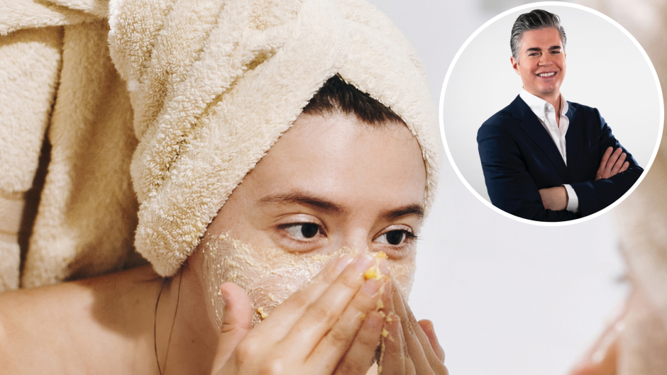 Skin Check-In With Dr. Will: Should You Be Using an Exfoliating Face Scrub? Skincare Experts Weigh In