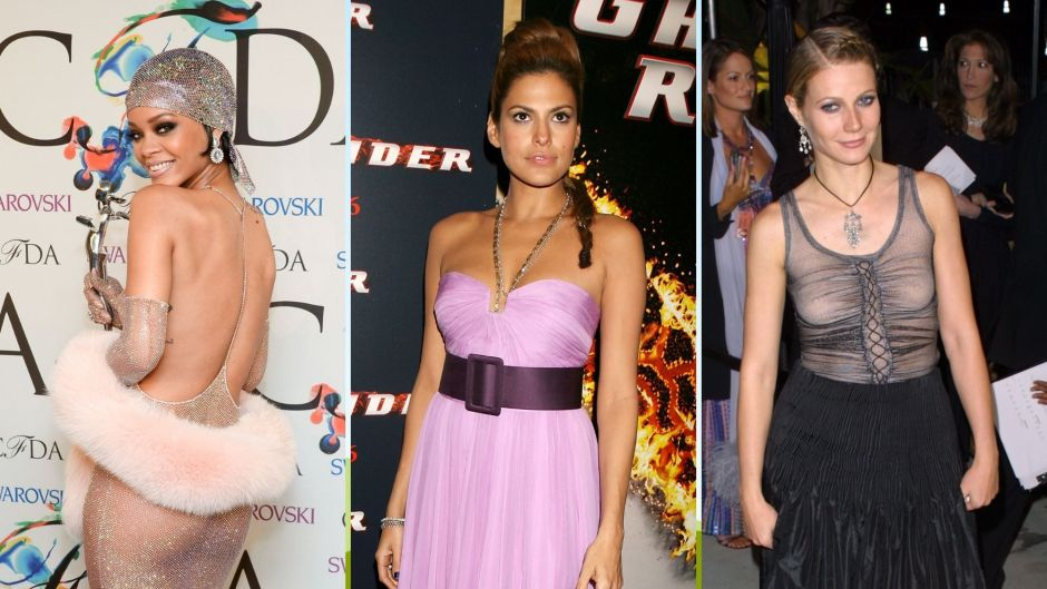 Celebrity Red Carpet Outfit Regret Photos