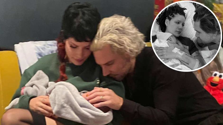 Halsey and Alev Aydin's Cutest Photos So Far: the Sweetest Pics of the New Parents