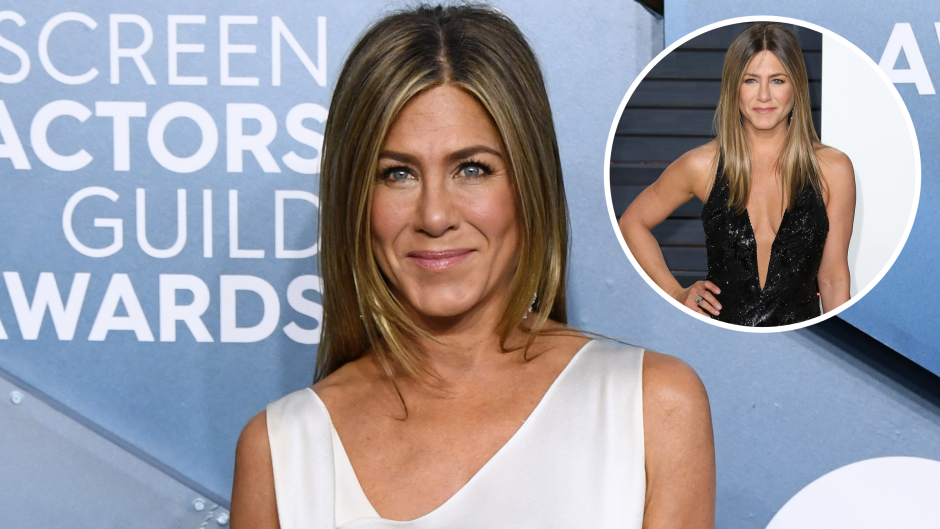 Jennifer Aniston Has Been Going Braless Since the '90s: See Photos of the Actress Not Wearing a Bra