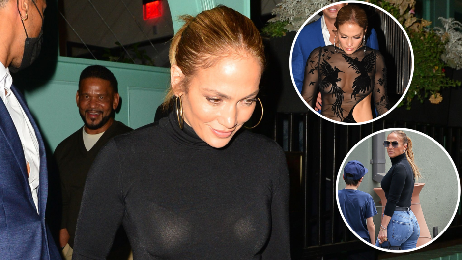 ~Let's Get Loud~ Over Jennifer Lopez's Sexiest Street Style Moments: See Photos!