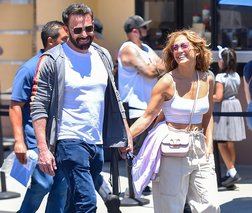 Jennifer Lopez and Ben Affleck's Kids Are 'Super Excited About Their Future Home'