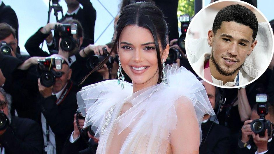 Kendall Jenner Congratulates Boyfriend Devin Booker on 1st Olympics Win