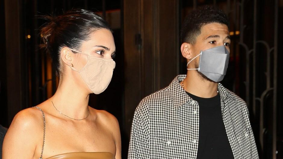 Kendall Jenner and Boyfriend Devin Booker Enjoy Romantic Golf Date and Dinner