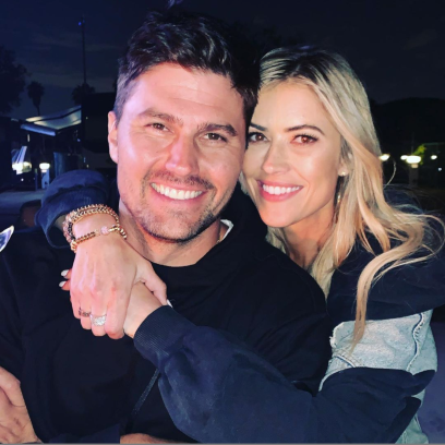 Christina Haack Sparks Engagement Rumors To Joshua Hall With Ring Photo
