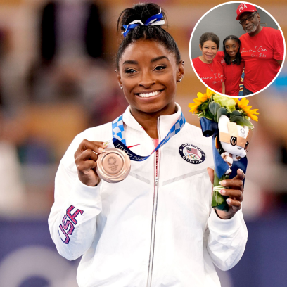 Olympic Gymnast Simone Biles Has a 'Strong' and 'Loving' Relationship With Her Parents