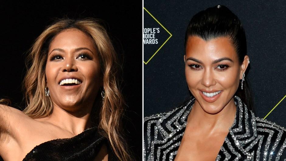 Who Is Amerie? Kourtney Kardashian Lookalike Is Compared to the 'KUWTK' Alum