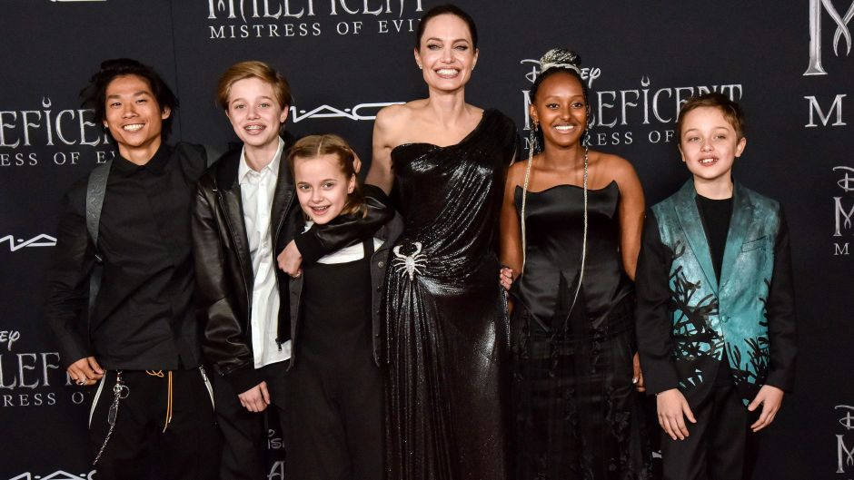 Angelina Jolie's Family Inspired Her to Join 'Eternals' Film