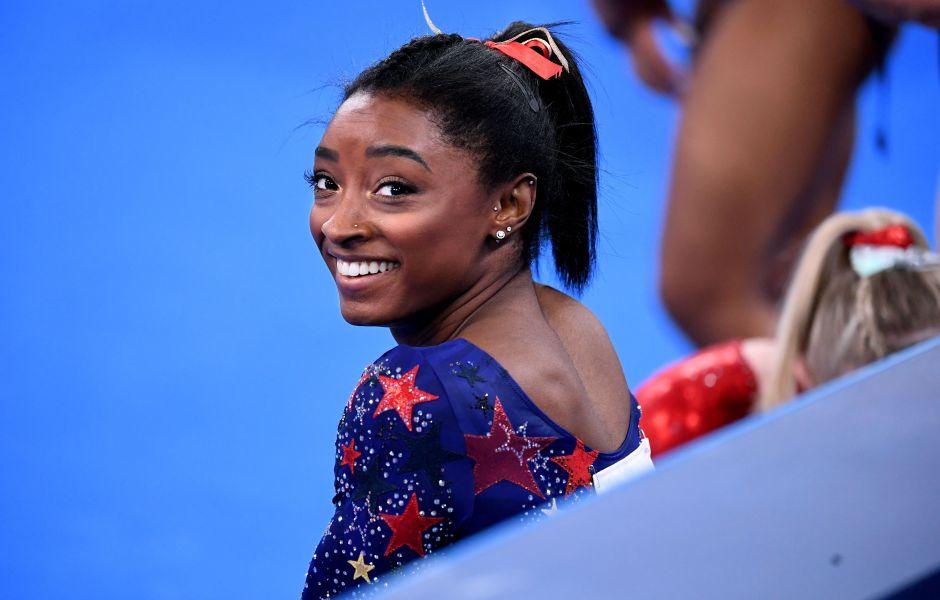Simone Biles Balance Beam: Gymnast Will Compete in Olympics