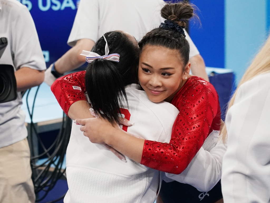 Gymnast Simone Biles Will Compete in Balance Beam With Suni Lee During Tokyo Olympics