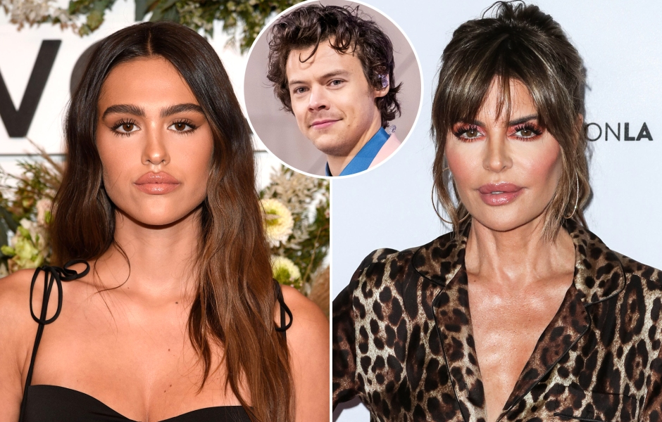 Amelia Hamlin's Mom Lisa Rinna Supports Harry Styles After Shipping Them on 'RHOBH'