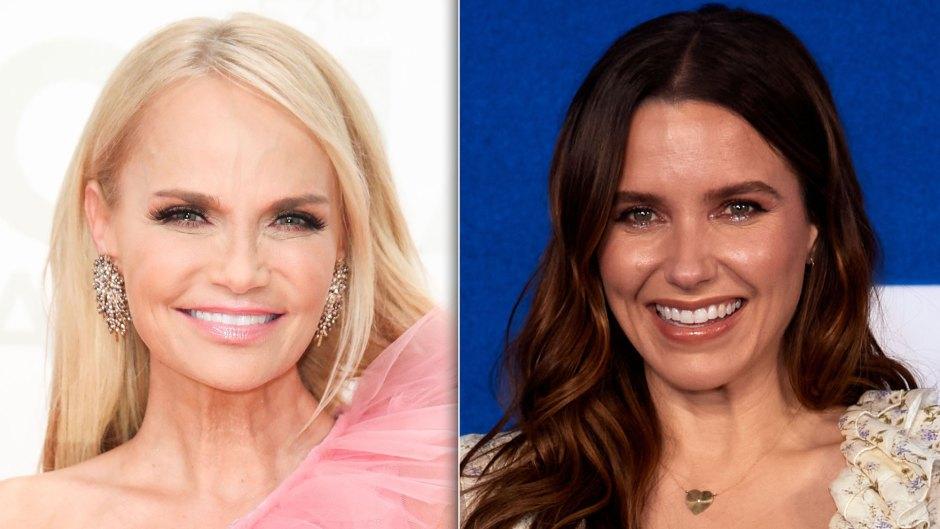 Going Greek! Kristin Chenoweth, Sophia Bush and More Stars Who Were in Sororities