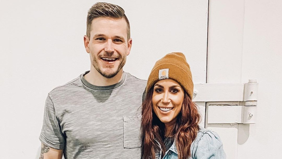 Chelsea Houska Shares Adorable Workout Selfie With Husband Cole DeBoer