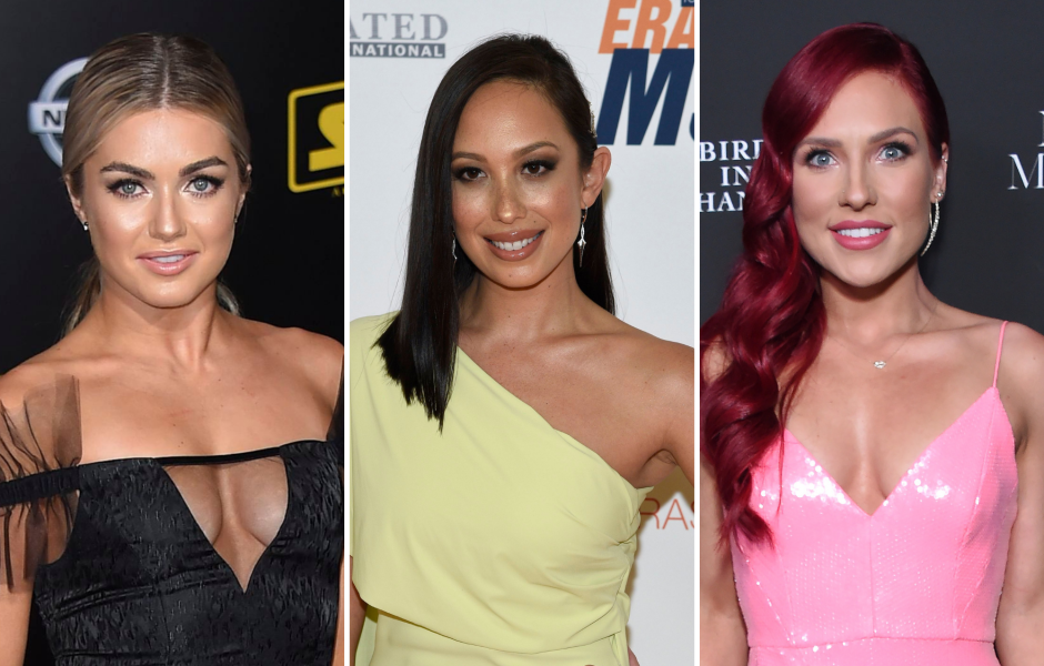 'Dancing With the Stars' Pros Who've Talked About Plastic Surgery