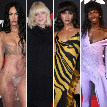 The Best (And Worst!) Looks From the 2021 MTV Video Music Awards