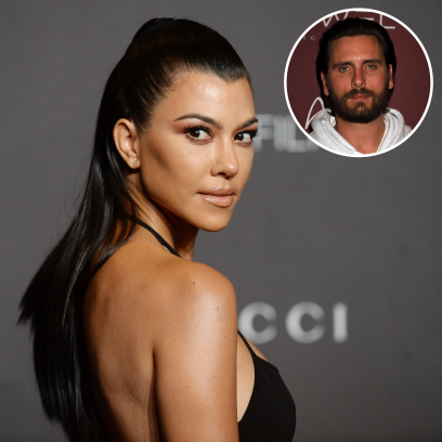 Kourtney Kardashian Posts About a 'Happier Life' Amid Scott Drama