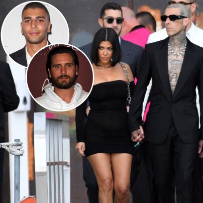 Kourtney Kardashian Drama With Scott Disick, Younes Explained