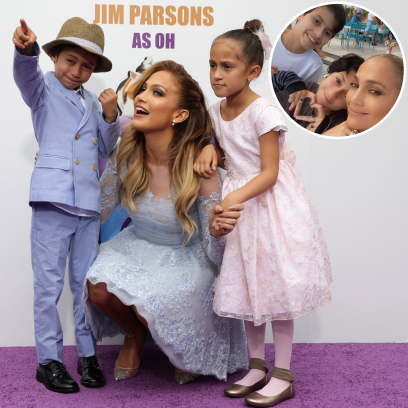 Jennifer Lopez's Twins Max and Emme: Transformation Photos