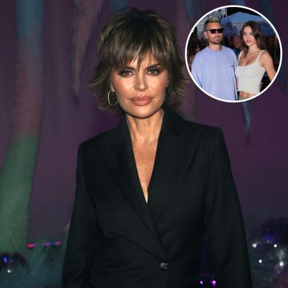 Lisa Rinna 'Tried Really Hard' With Amelia's Ex Scott Disick
