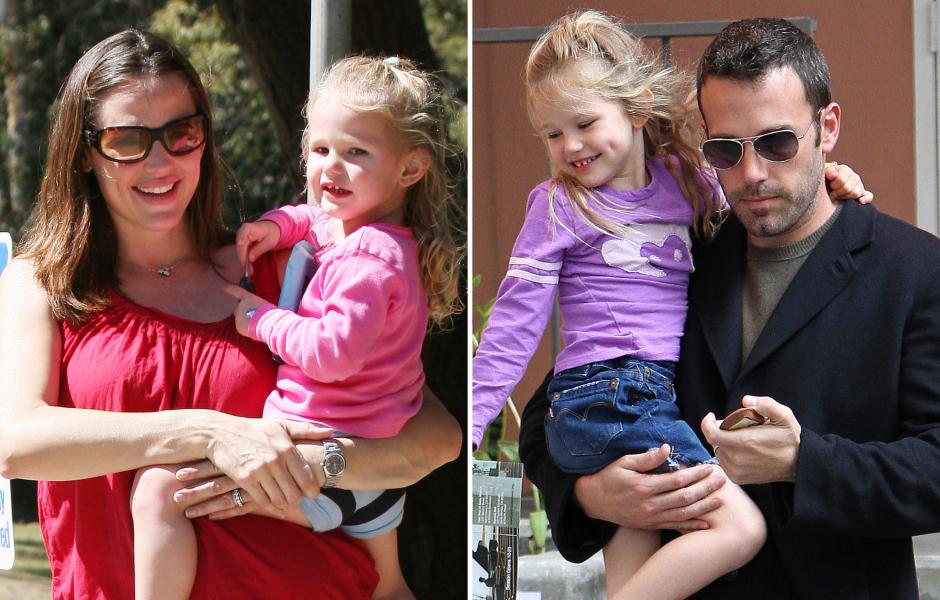 Ben Affleck and Jennifer Garner's Daughter Violet Now: Photos