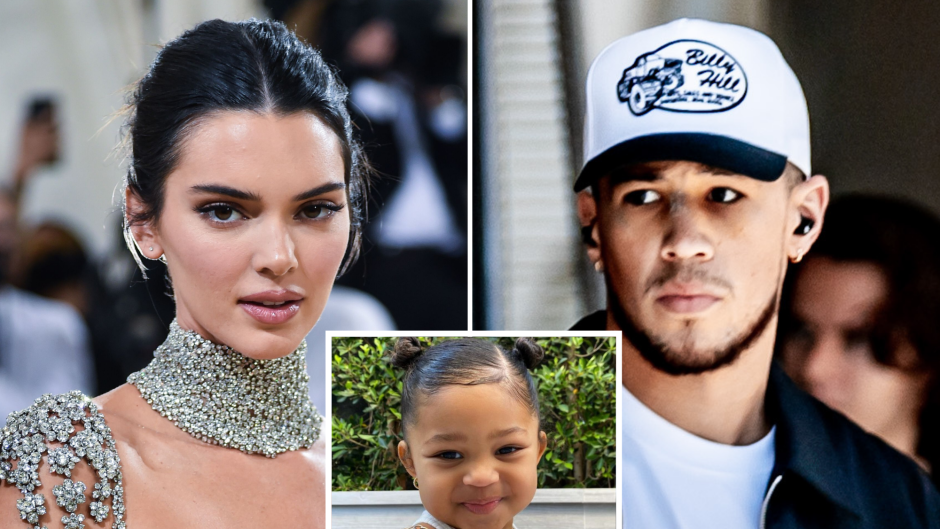 Kendall Jenner Says Stormi Webster Has a 'Crush' on Devin Booker