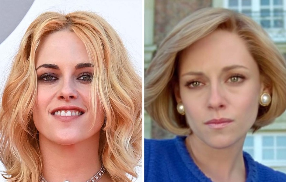 Get Your Glasses On You Won't Recognize Kristen Stewart Princess Diana New Film Spencer