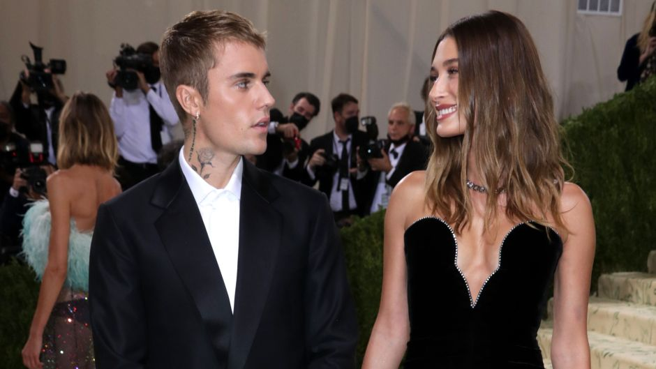 Justin and Hailey Celebrate Anniversary at Met Gala Photos