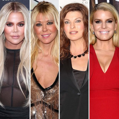 Khloé Kardashian Tara Reid More Celebs Who Have Admitted Botched Plastic Surgery