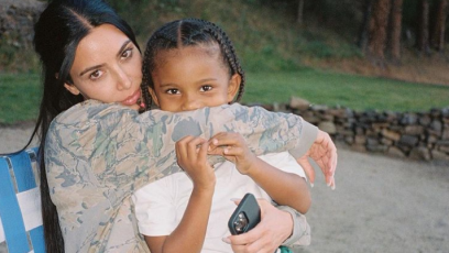 Kim Kardashian Reveals Her Son Saint Broke His Arm in a 'Few Places' and She Is 'Not OK'
