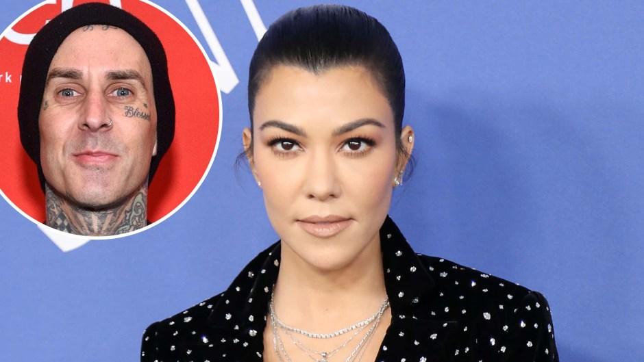 Kourtney Kardashian Promotes Sex Belts Amid Steamy Romance With Travis Barker