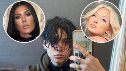 Landon Barker Shares 'Legendary' TikTok Video With Kourtney Kardashian and Sister Alabama Dancing