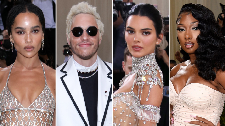 Lights, Camera, a Lexicon of Fashion! See What Stars Wore to the 2021 Met Gala