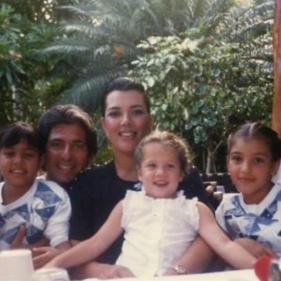 Kardashian Throwback Photos