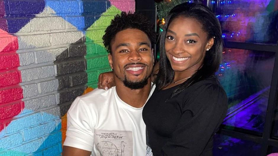 Simone Biles Gushes Over Boyfriend Jonathan Owens' Sweet Gesture Amid Her Gymnastics Tour