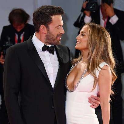 Bennifer Jennifer Lopez Ben Affleck Make Red Carpet Debut Venice Film Festival