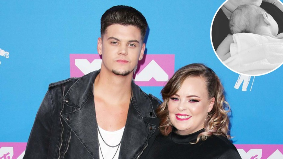 Tyler Baltierra Gushes Over Being Girl Dad After Wife Catelynn Shares 1st Pics Baby R