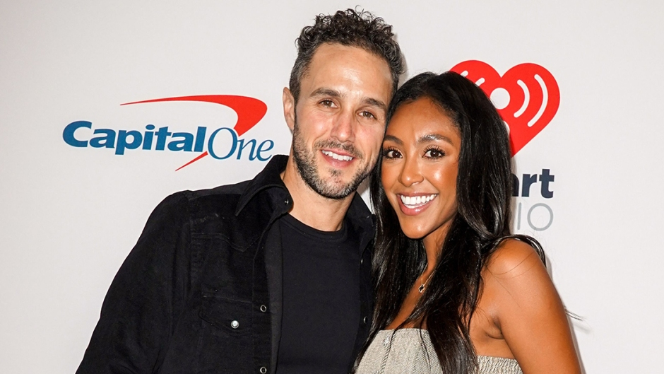 Zac and Tayshia Make Red Carpet Debut 9 Months After Getting Engaged