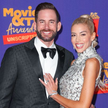 Heather Rae Young's Engagement Ring From Tarek El Moussa: Photos