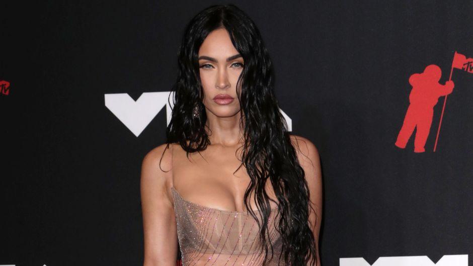2021MTVVMAs: Photos of Celebrities'Revealing, NakedOutfits Megan Fox
