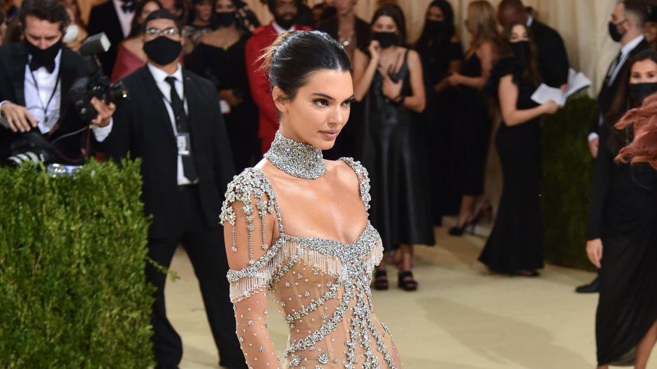 Kendall Jenner Met Gala
