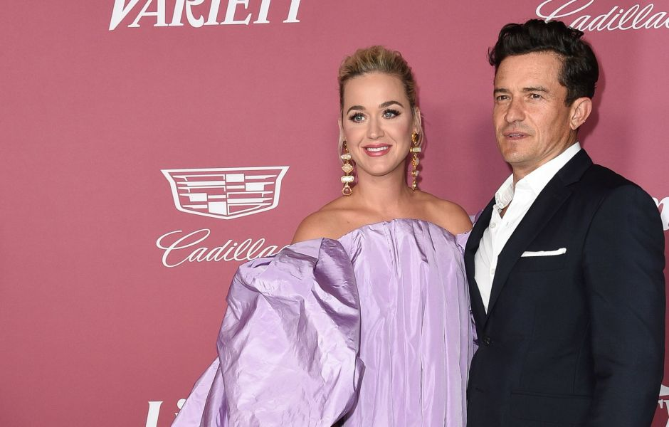 Celebrity Wardrobe Malfunctions Katy Perry Orlando Bloom
