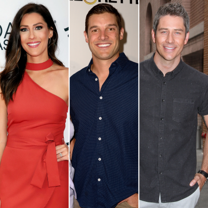 Becca Kufrin Shades Exes Garrett and Arie for No 'Passion'