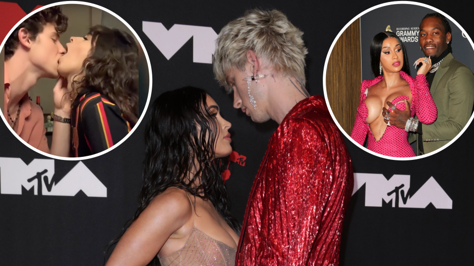 TMI Moments From Celebrity Couples: Gross, Weird PDA, More