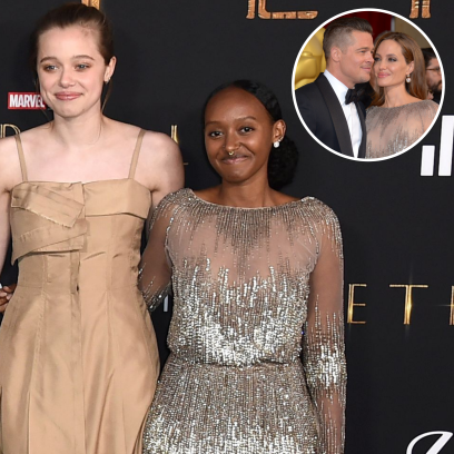 See Angelina Jolie and Brad Pitt's Daughter Zahara Today: Photos of the Stunning Teenager