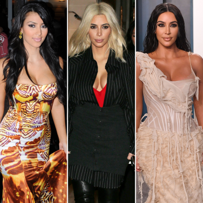 From Closet Organizer to Billionaire! Kim Kardashian's Transformation Through the Years