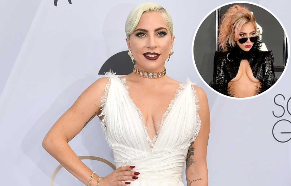 Lady Gaga's Most Fashionable Braless Moments Over the Years: See Photos!