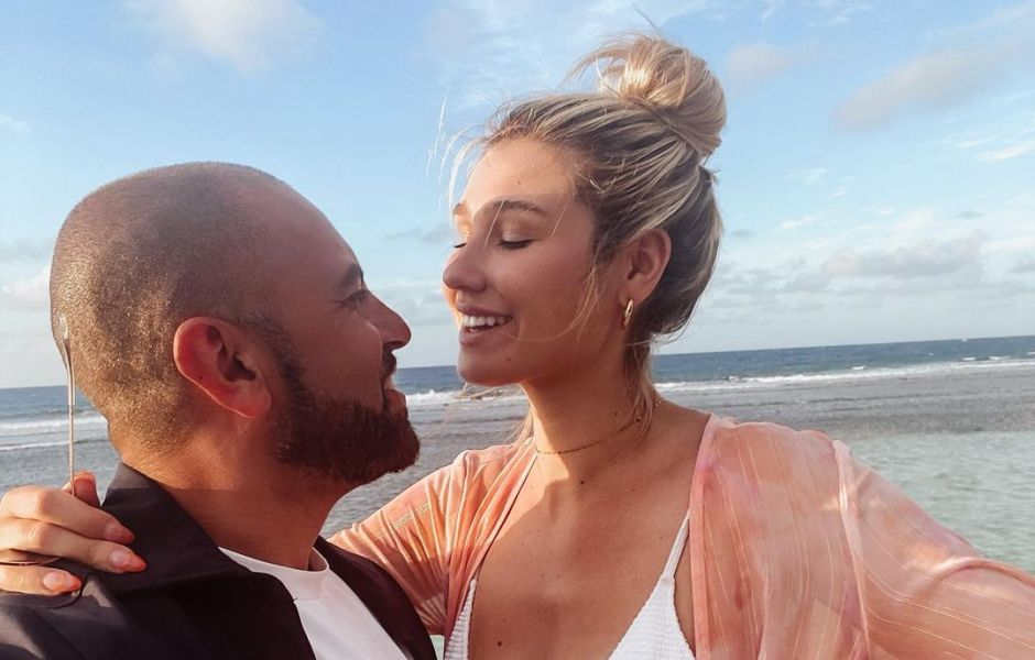 Congrats! Siesta Key's Madisson Hausburg and Ish Soto Are Married, Couple Wed in TK