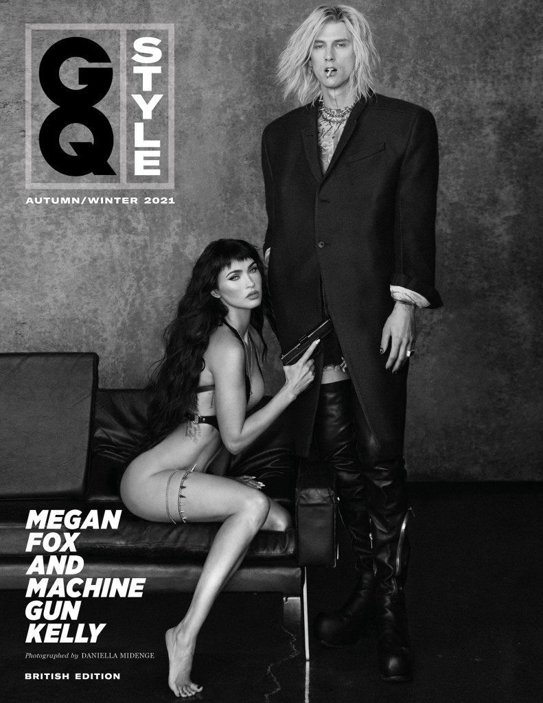 Megan Fox and Machine Gun Kelly Detail Their 'Very Intense' Relationship: 'It's Ecstasy and Agony'