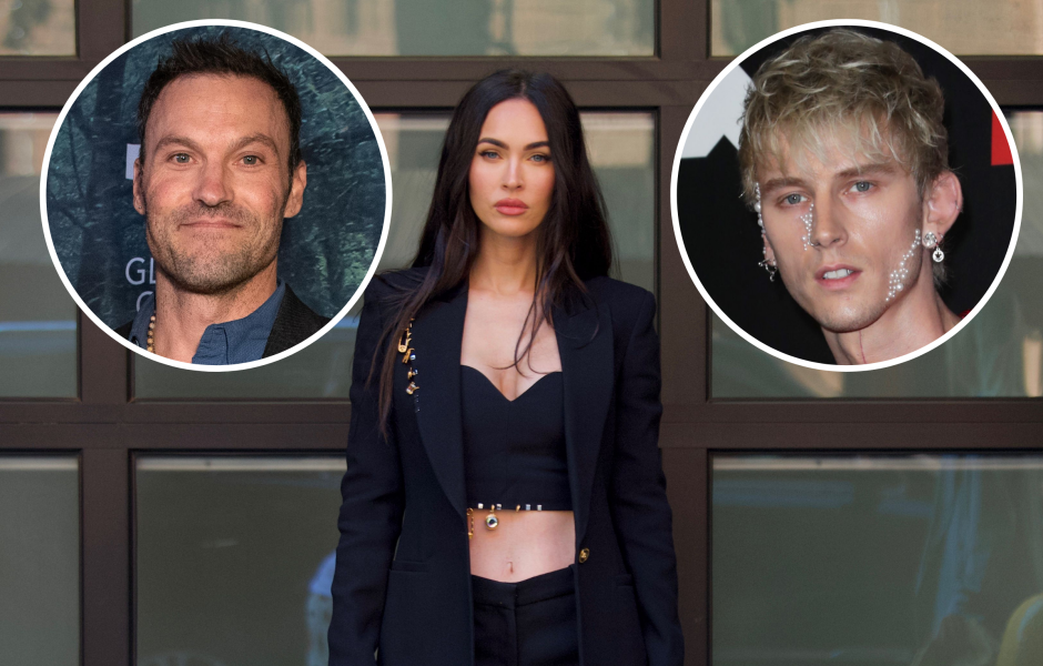 Megan Fox's Dating History Is Star-Studded See Everyone She's Dated Leading Up to Machine Gun Kelly